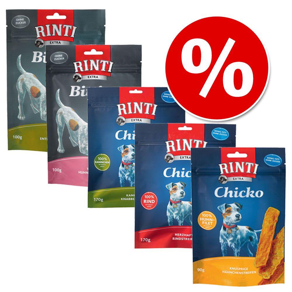 Foto Set misto Snack Rinti - 2 x 5 varianti, 1740 g