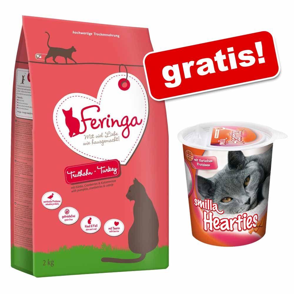 2 kg Feringa + przysmak Smilla Hearties gratis! - Kaczka