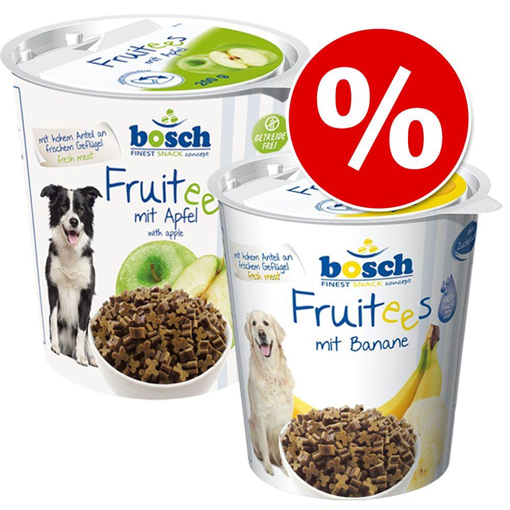 Mixpaket: Bosch Fruitees (semi-moist) - 6 x 200 g