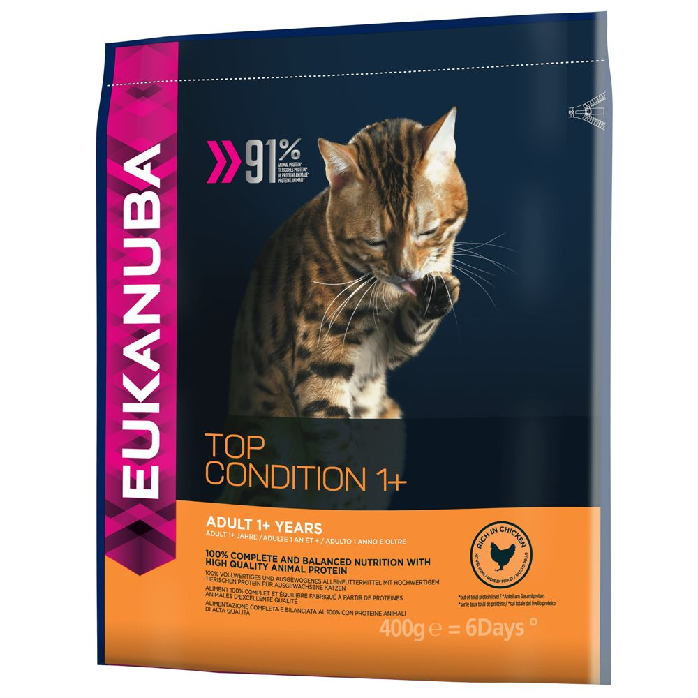 Adult Chicken Eukanuba Dry Cat Food