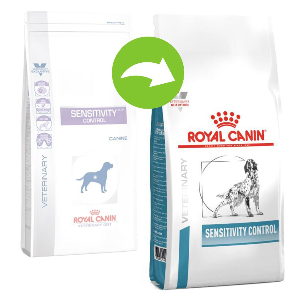 Royal Canin Sensitivity Control SC 21 - Veterinary Diet - Ekonomipack: 2 x 14 kg