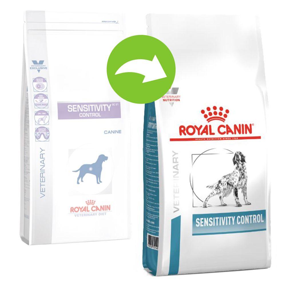 Royal Canin Veterinary Diet Canine Sensitivity Control SC 21 - Ekonomipack: 2 x 14 kg