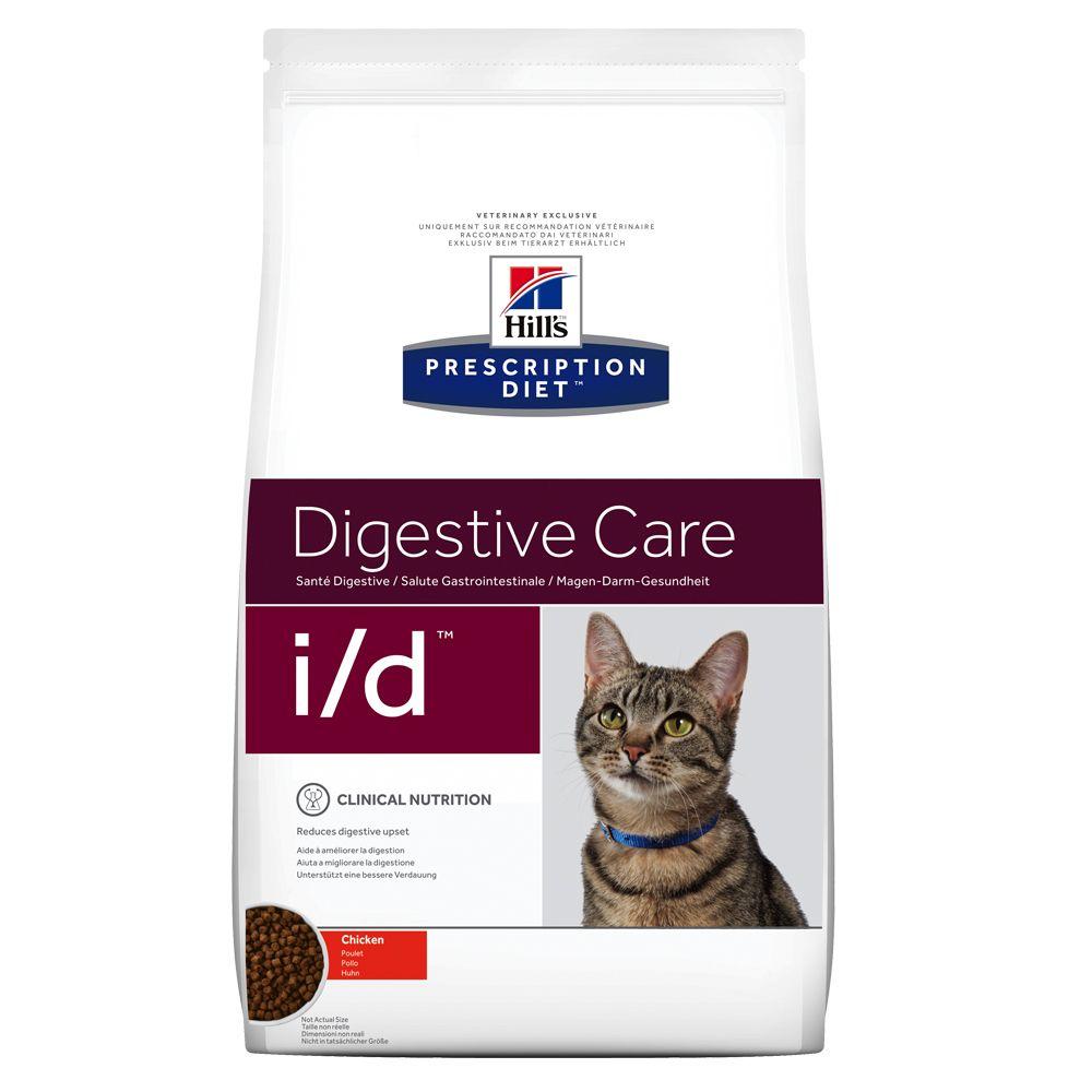 Hill's Prescription Diet i/d Digestive Care Katzenfutter mit Huhn - 1,5 kg