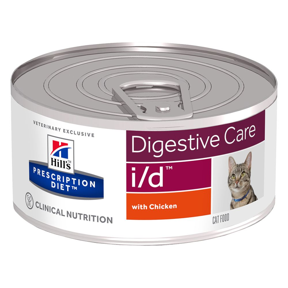 Chicken Digestive Care Hill's Prescription Diet Dry Cat Food