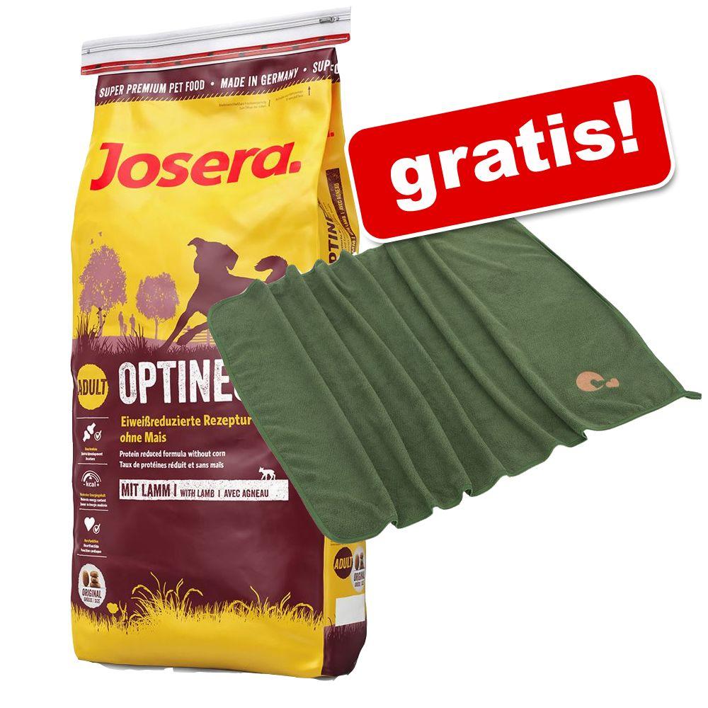 Foto 15 kg Josera + Telo Microfibra gratis! - Miniwell