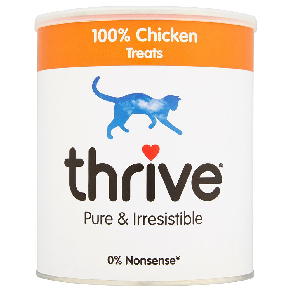Thrive Maxi Tube Chicken frystorkat godis - 200 g
