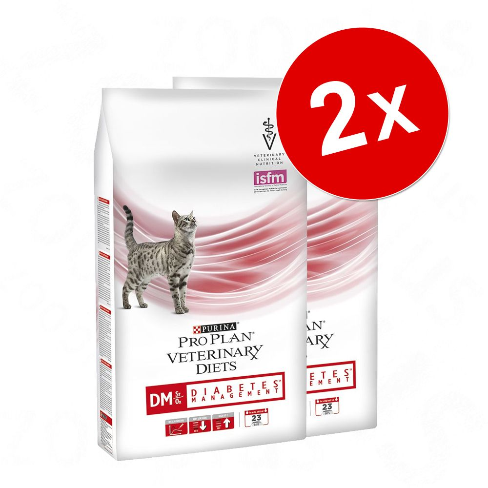 Chat Croquettes Purina Pro plan Veterinary Diets