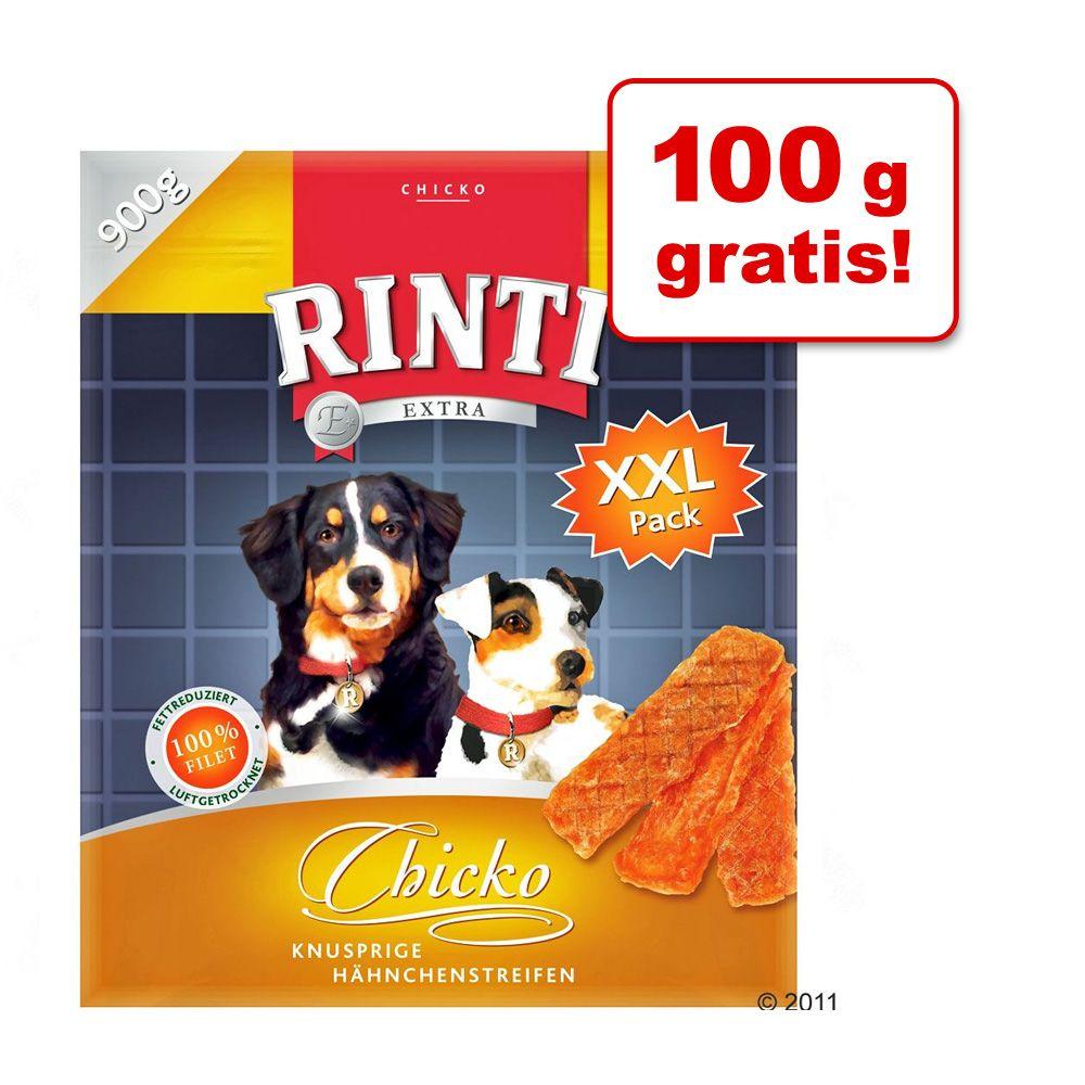 800 + 100 g gratis! Rinti