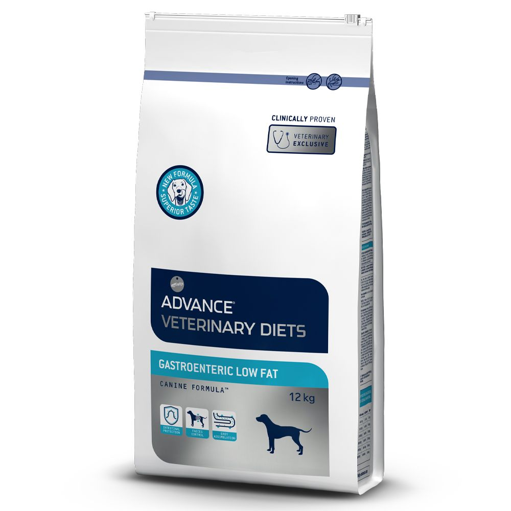 Advance Veterinary Diets Gastroenteric - Economy Pack: 2 x 12kg