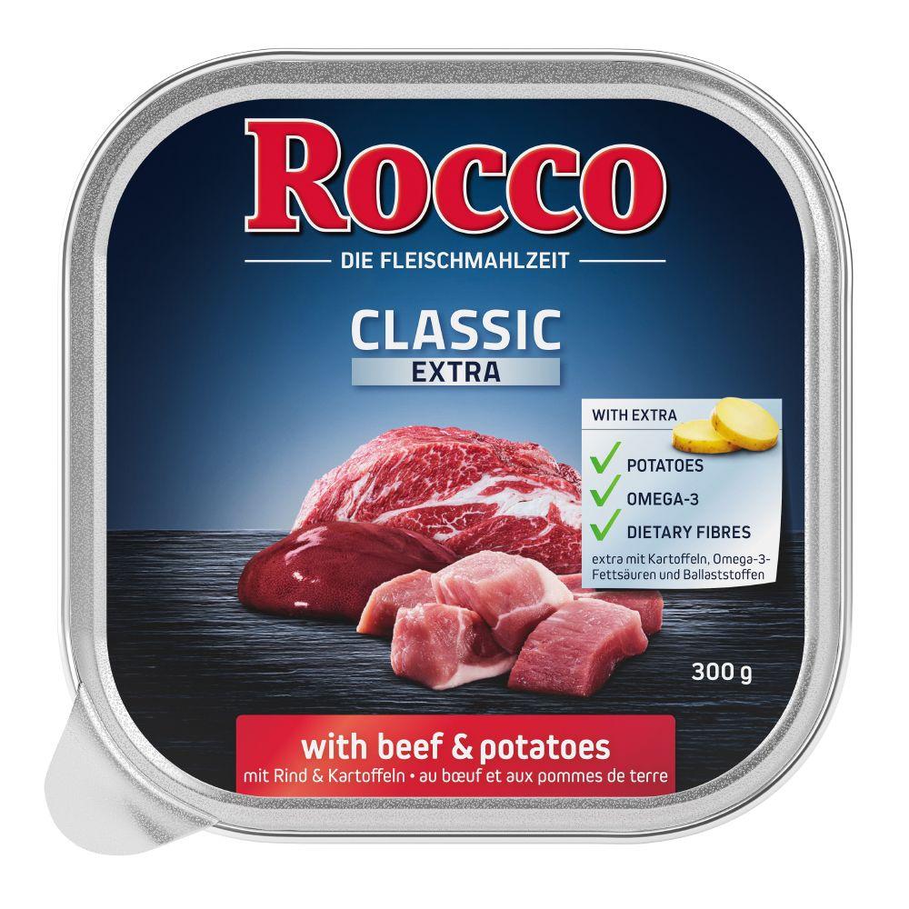 Chien Boîtes et sachets ★ Rocco Classic Extra