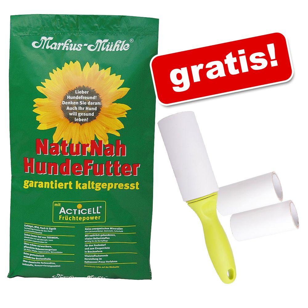 15 kg Markus-Mühle + Pick-Up- Rolka do czyszczenia ubrań z sierści gratis! - Black Angus Junior