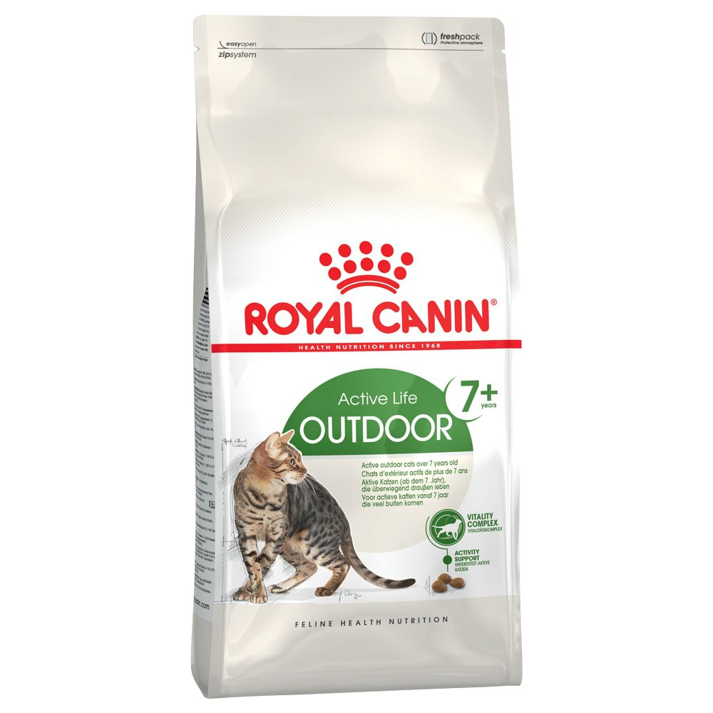 7 Outdoor Royal Canin Dry Cat Food