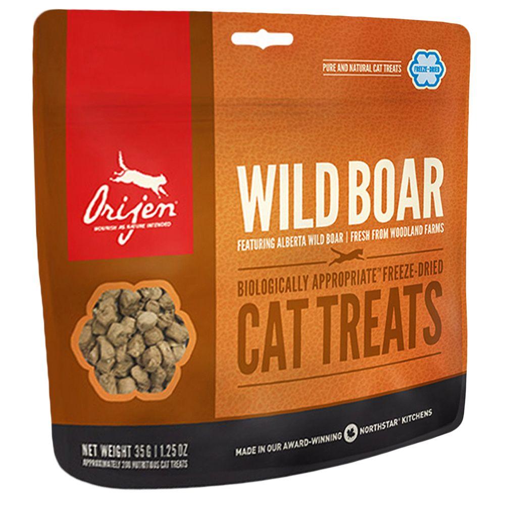 Image of Snack Orijen Cat Wild Boar - 35 g