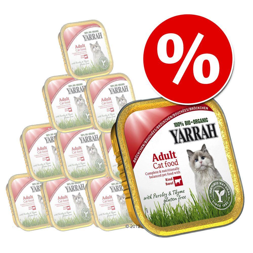 24 x 100 g Yarrah Bio kaw