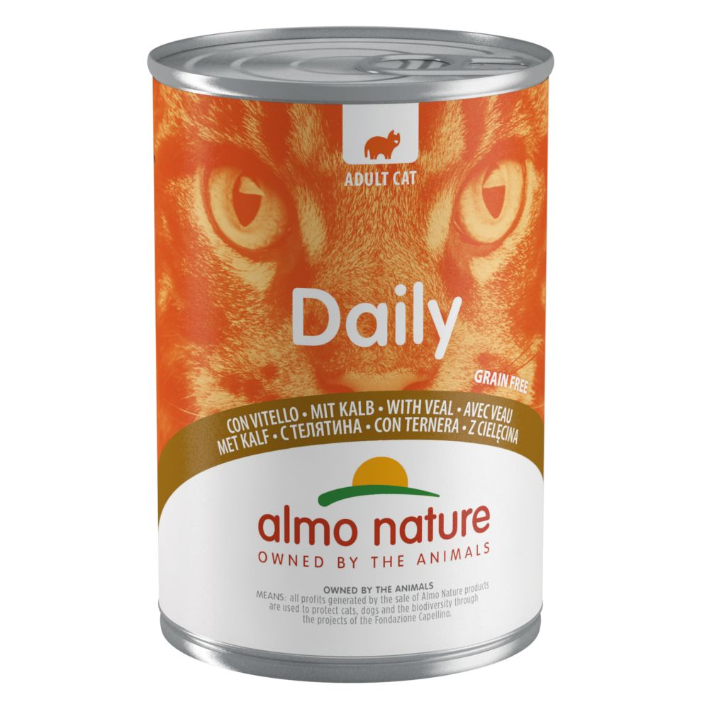 Almo Nature Daily Menu 400g