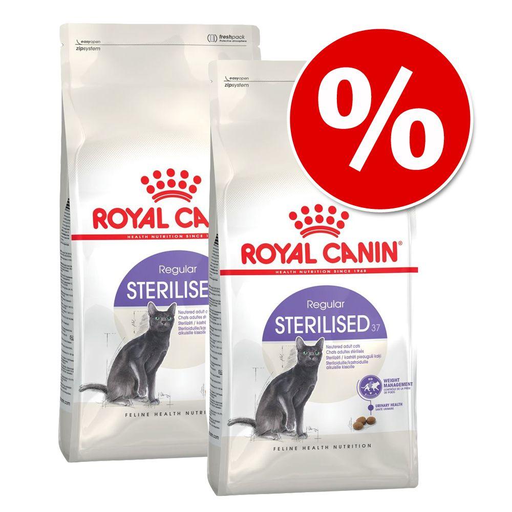 Ekonomipack: 2 x Royal Canin kattfoder till lågpris - Hairball Care (2 x 10 kg)