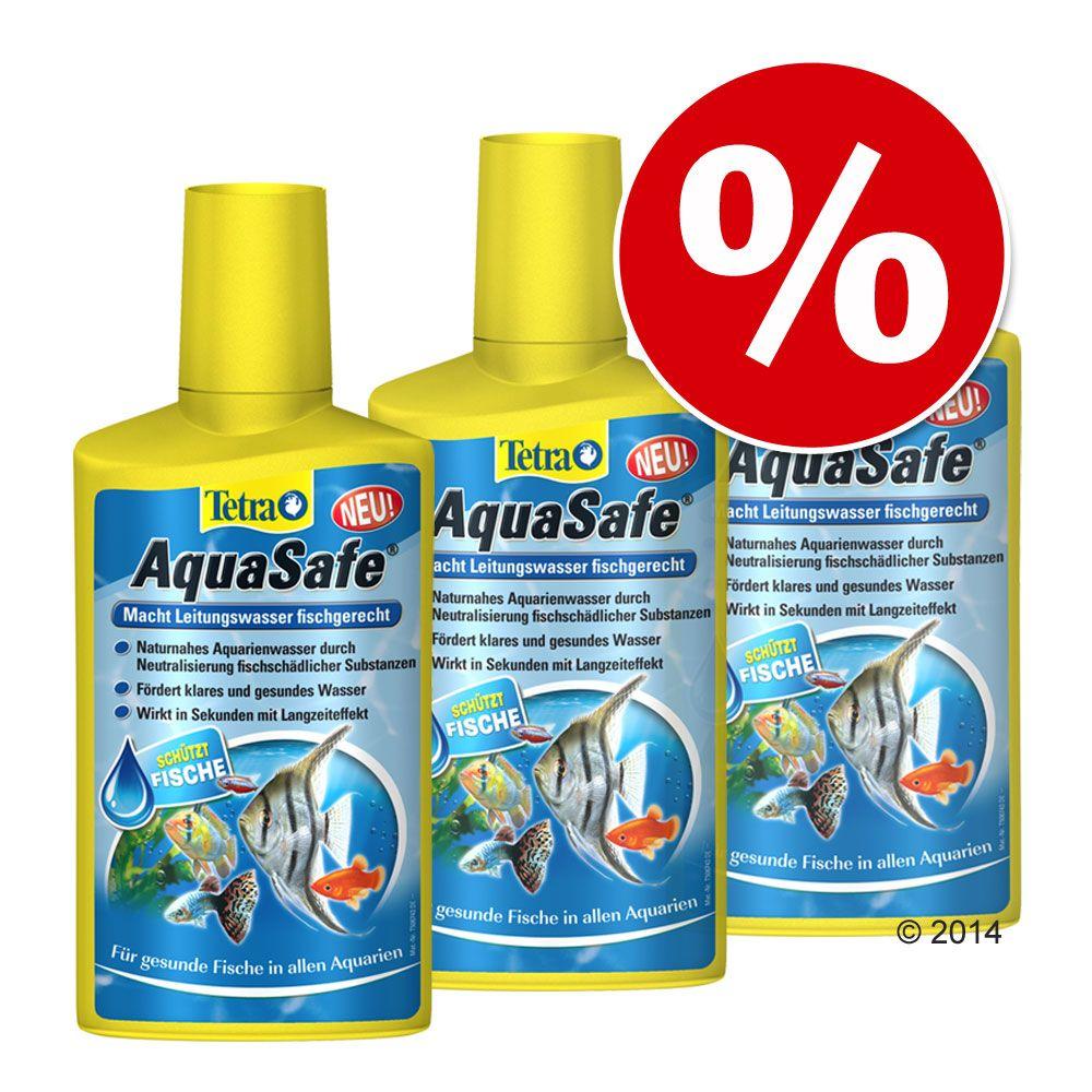 Tetra Aqua Safe 3 x 500 ml - 3 x 500 ml