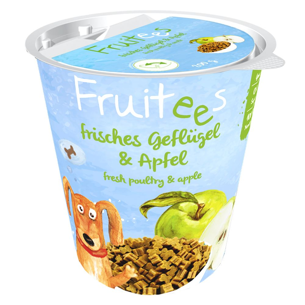 Apple Bosch Fruitees nDog Treats