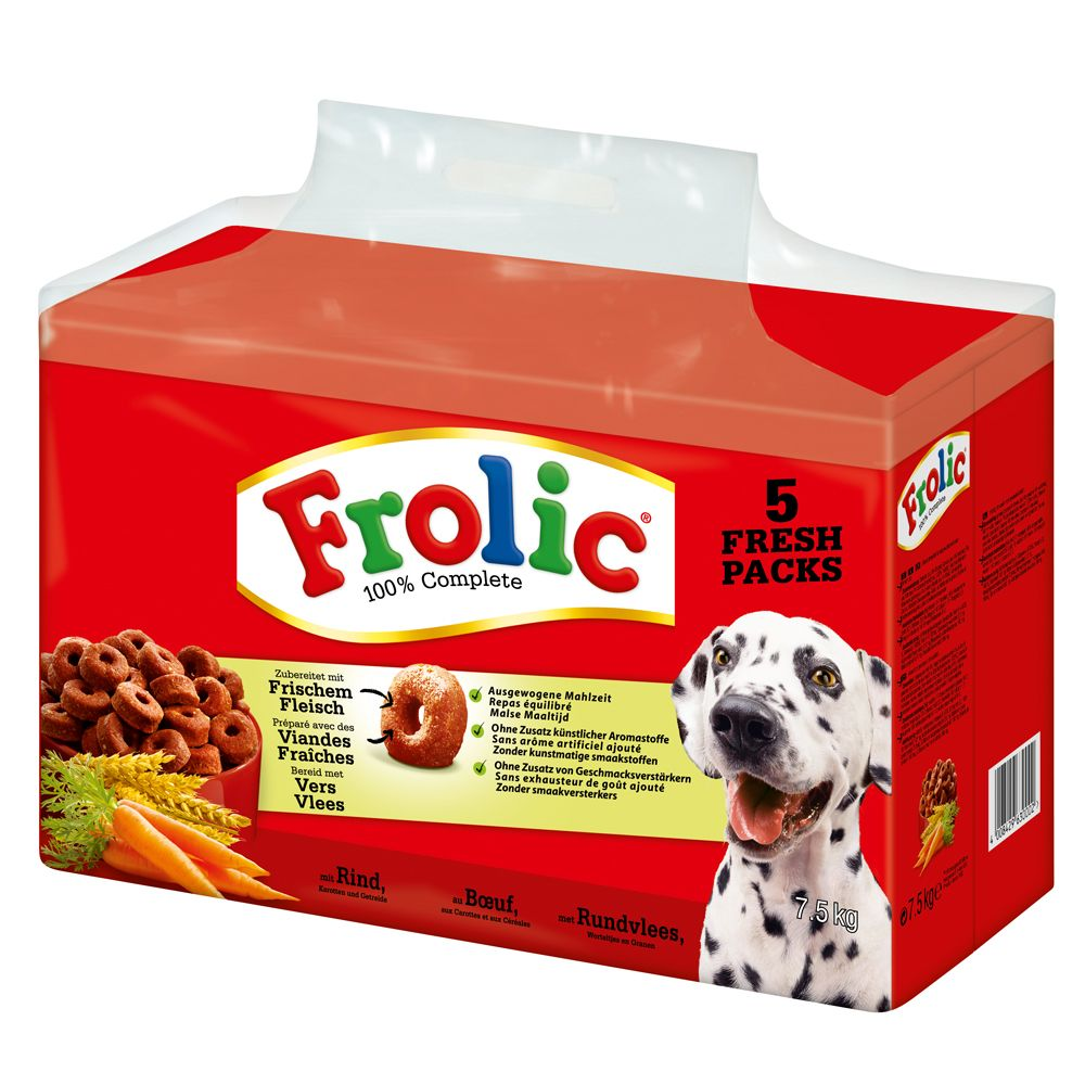 Beef Frolic Dry Dog Food