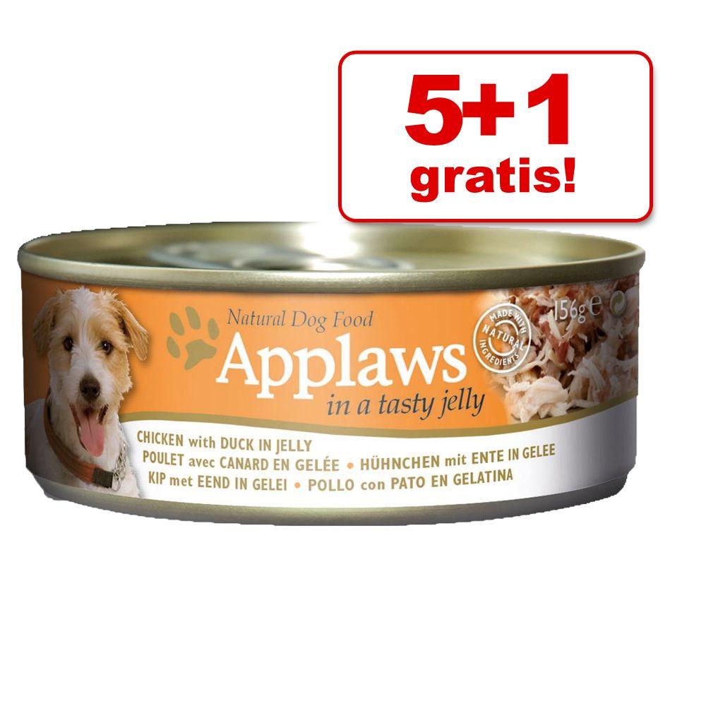 5 + 1 gratis! Applaws w g