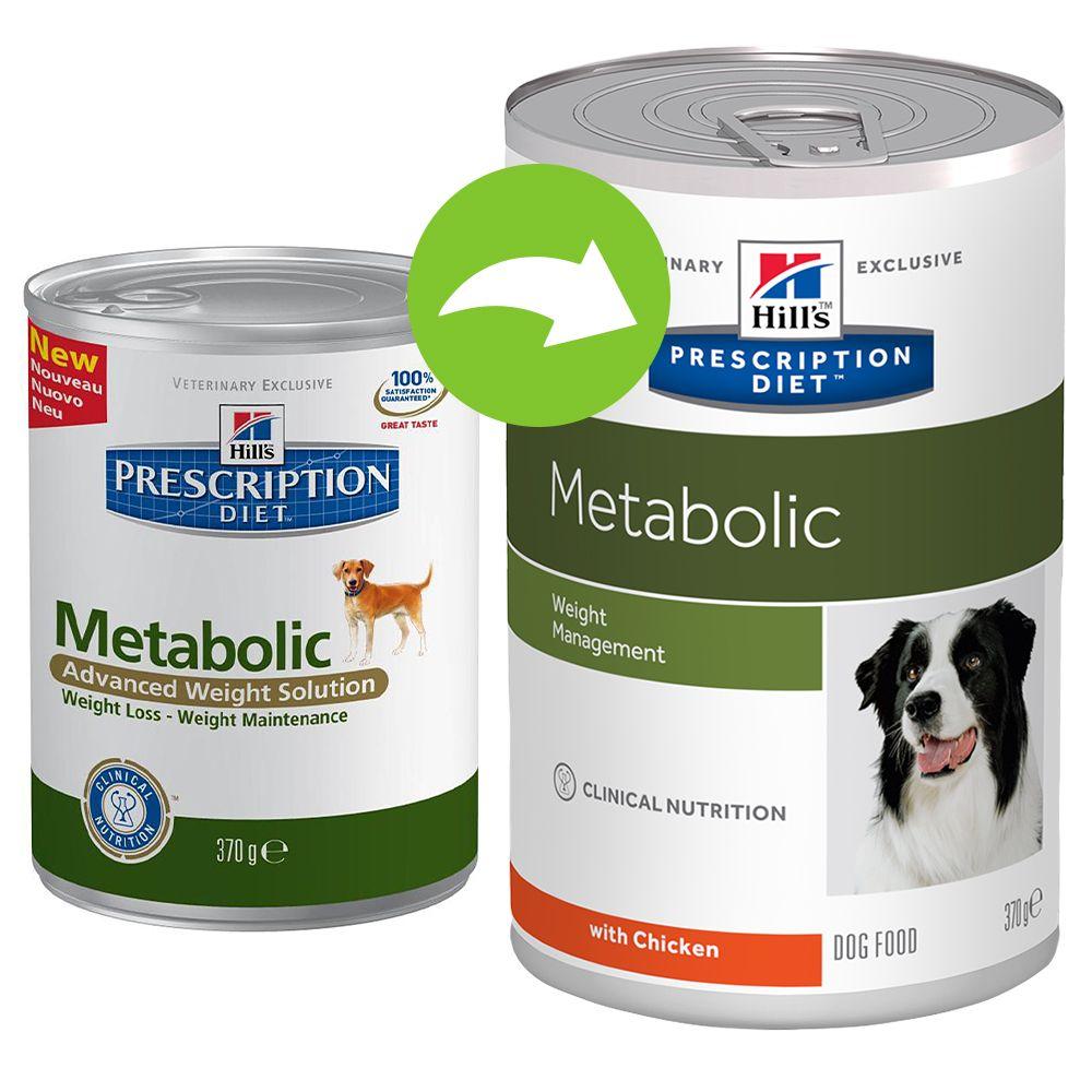 Chien Boîtes et sachets Hill´s Prescription Diet Surpoids et obésité chez le chien