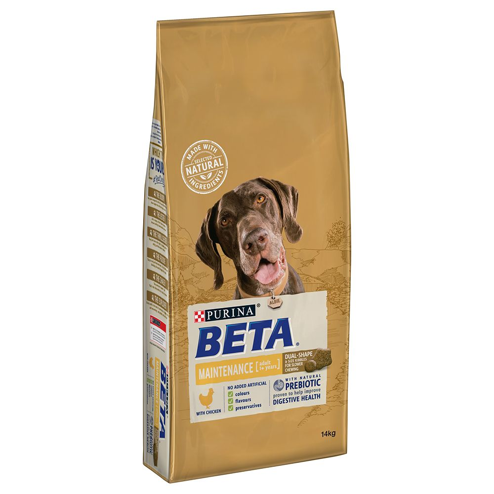 BETA Pet Maintenance with Chicken - 14kg