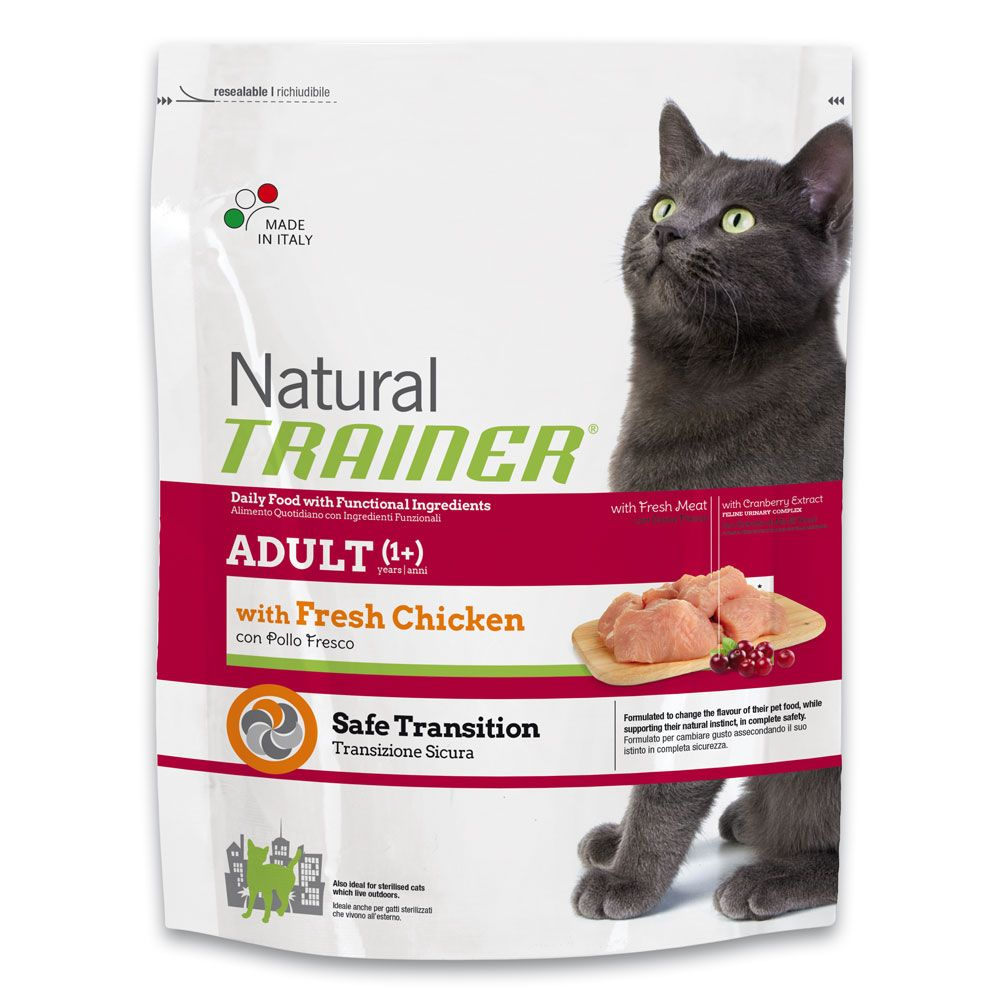 Image of Trainer Natural Adult con Pollo Fresco - 7,5 kg