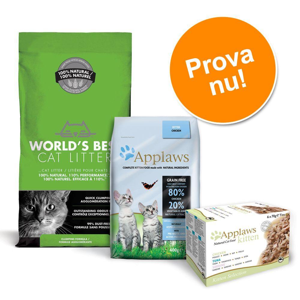 Applaws Kitten-paket - 3 produkter