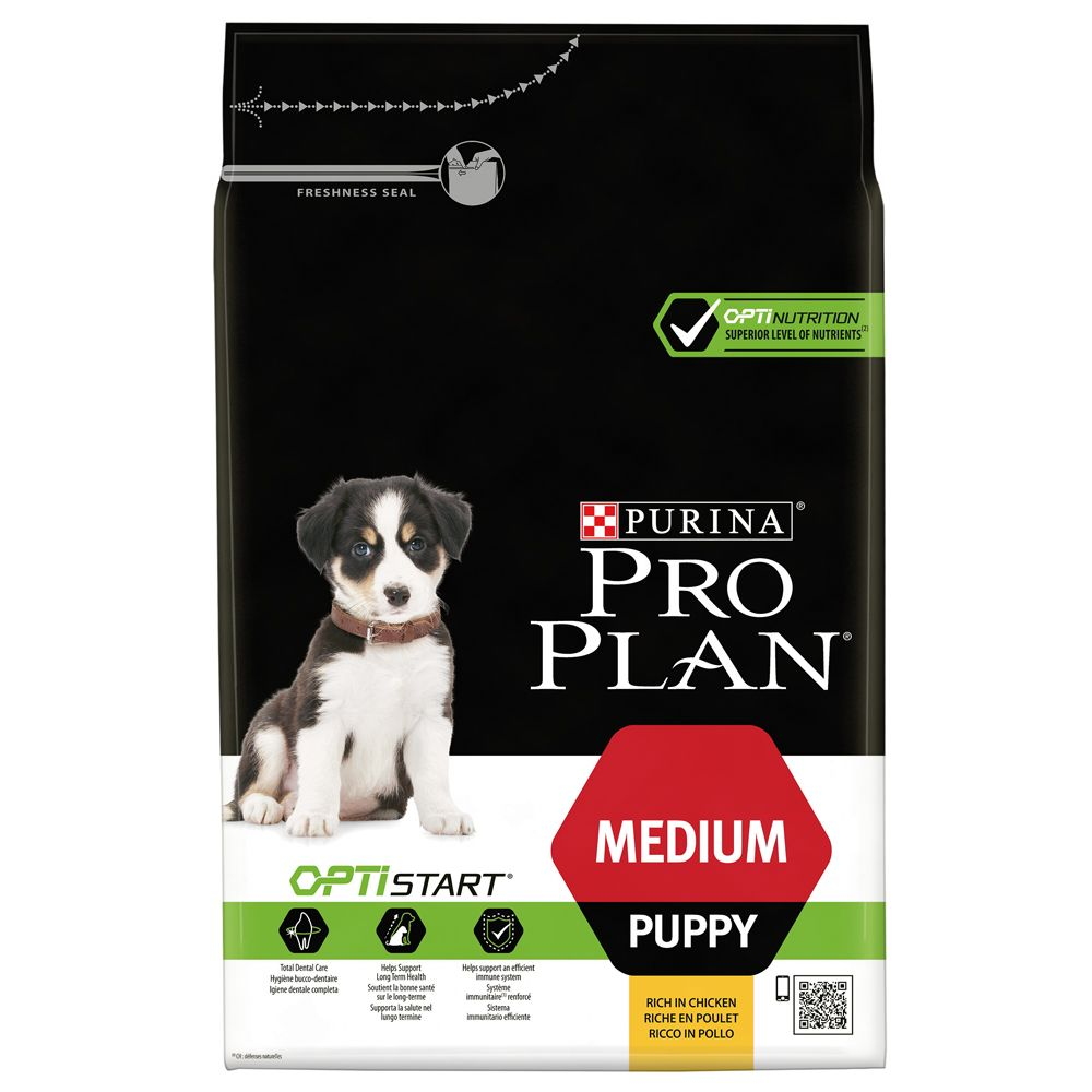 Pro Plan Medium Puppy Opt