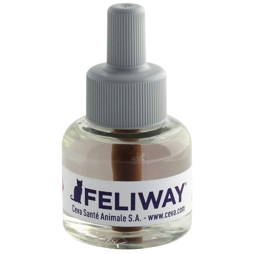 Feliway® Diffuser Refill - Economy Pack: 2 x 48ml
