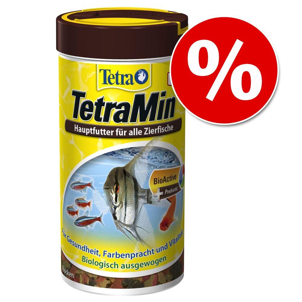 TetraMin pokarm dla rybek w super cenie! - Płatki 250 ml