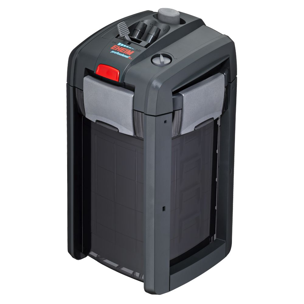 The Eheim professionel 4+ 600 external filter is a high tech filter that merges high performance with great energy efficiency. The filter also includes Xtender tec...