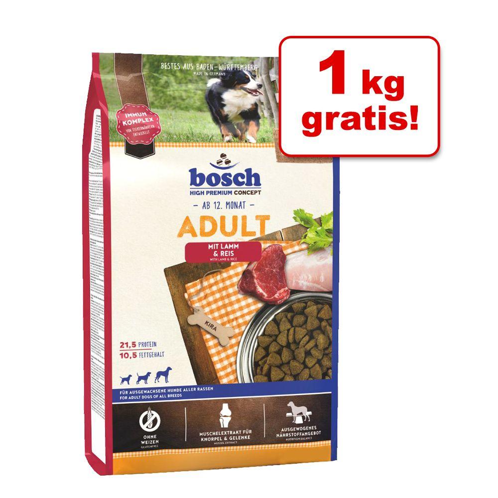 1 kg + 1 kg gratis! 2 kg Bosch HPC Adult Trocke...