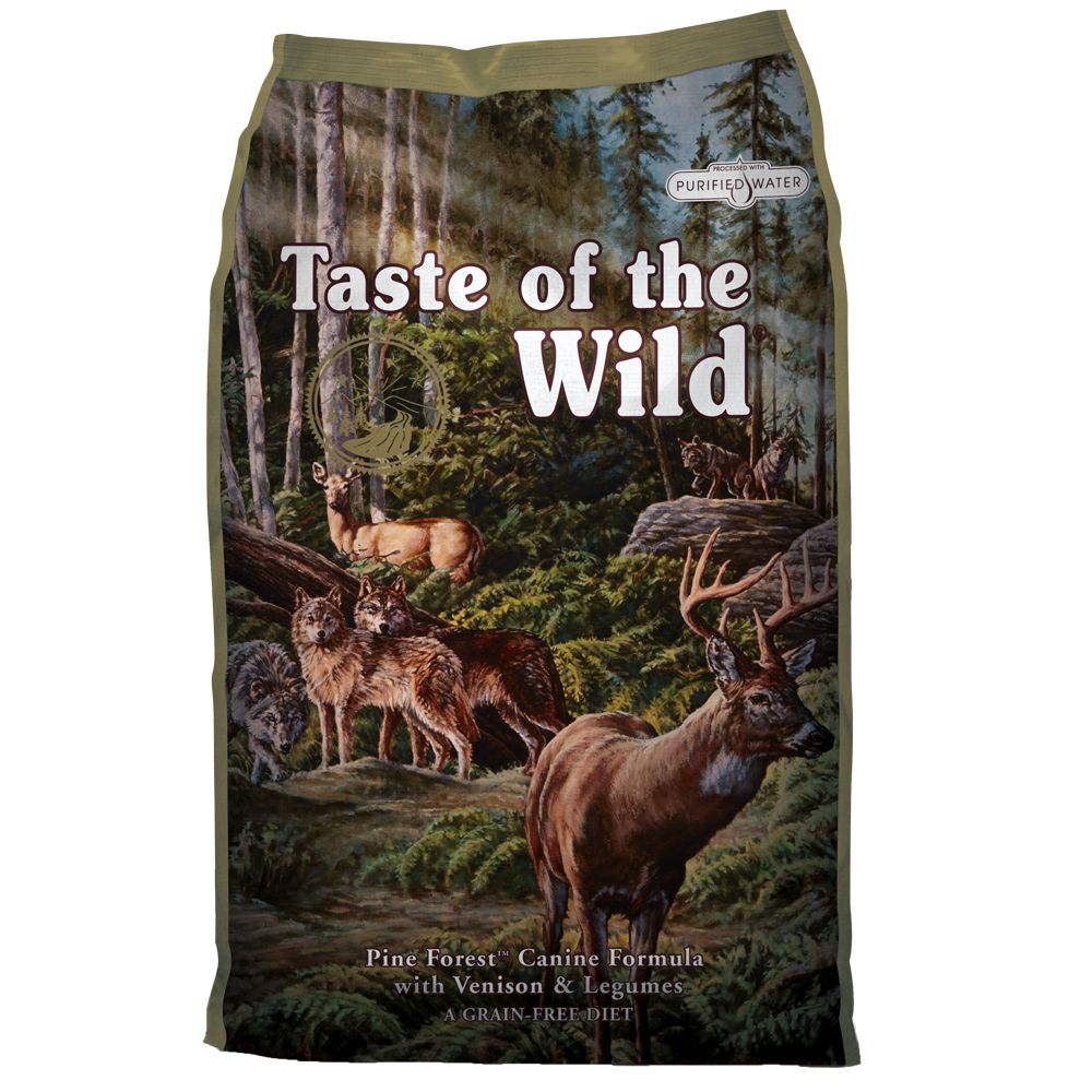 Taste of the Wild - Pine Forest Adult - 13kg