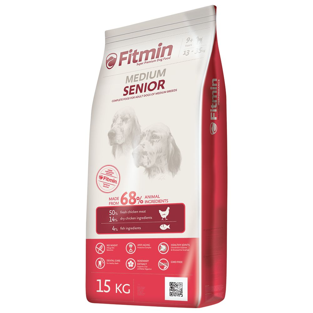 Fitmin Program Medium Senior  2 x 15 kg