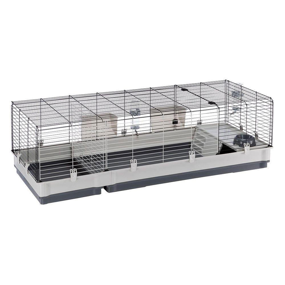 Cage lapin 162x60cm H:50cm Plaza 160