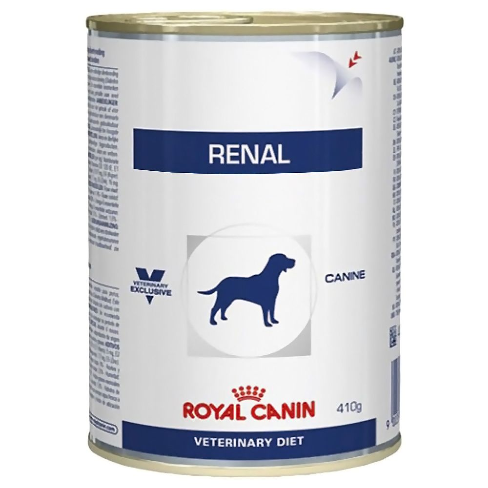 Renal Royal Canin Veterinary Diet Wet Dog Food
