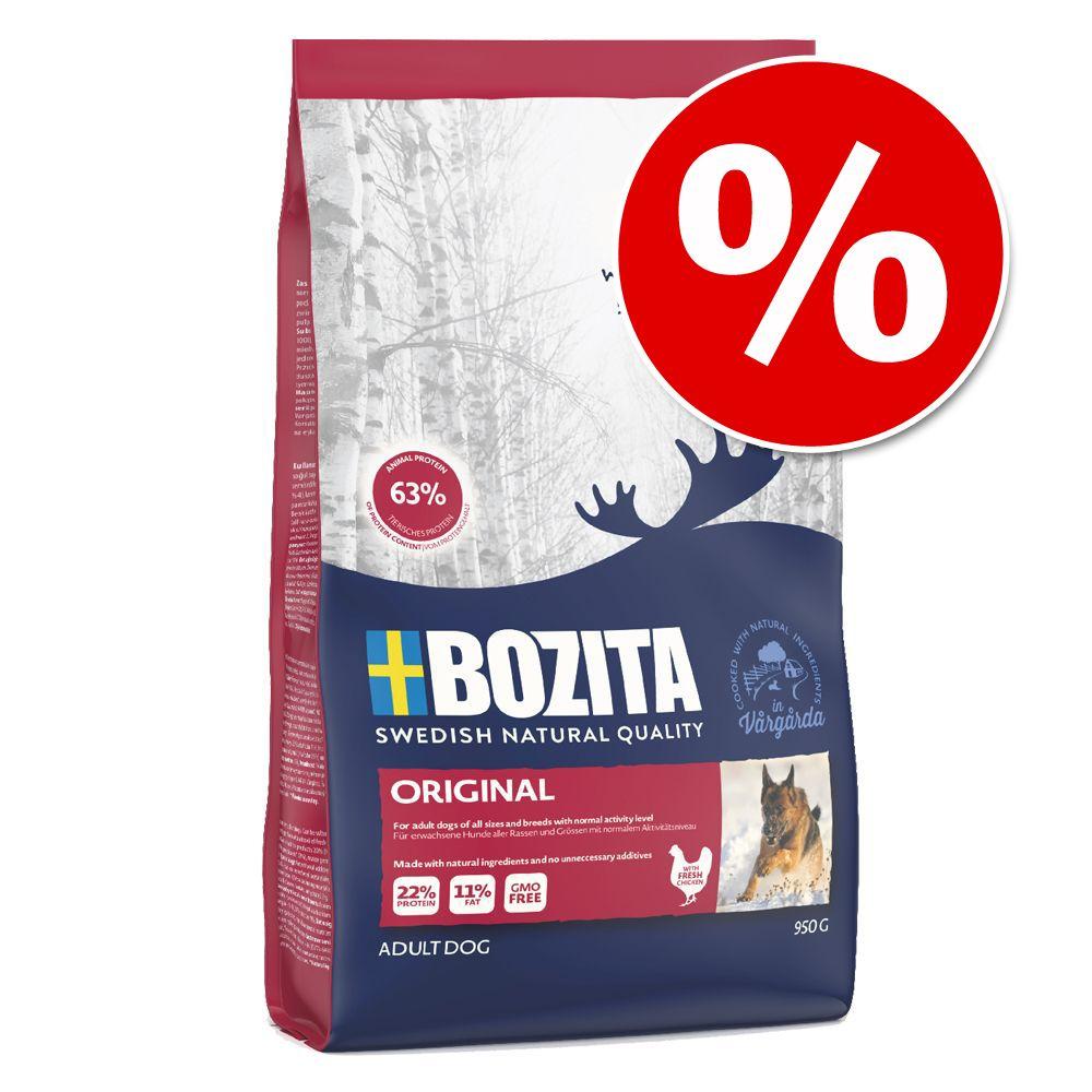 10 % rabatt på Bozita hundfoder Mini - 4,75 kg