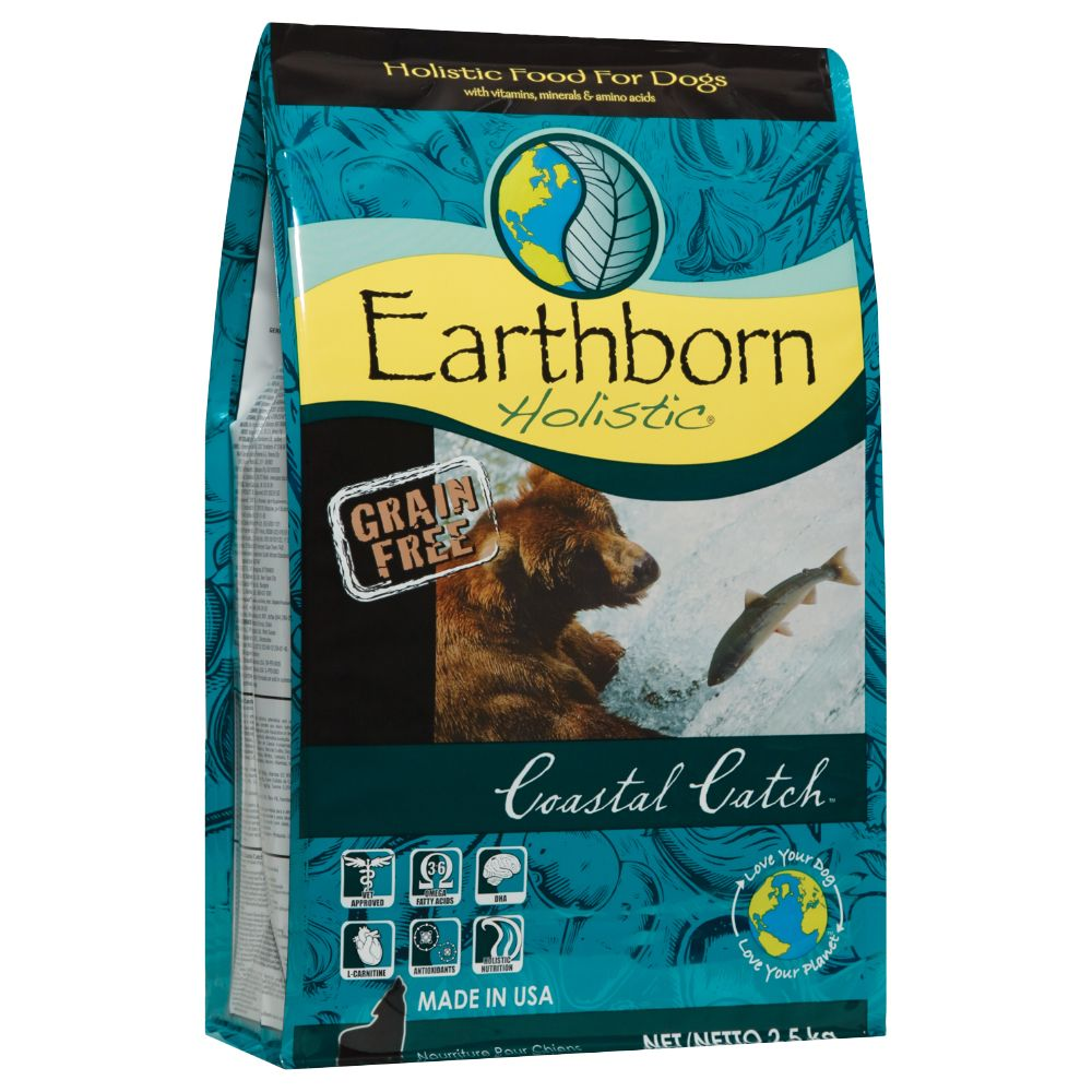 Earthborn Holistic Coastal Catch - 2,5 kg