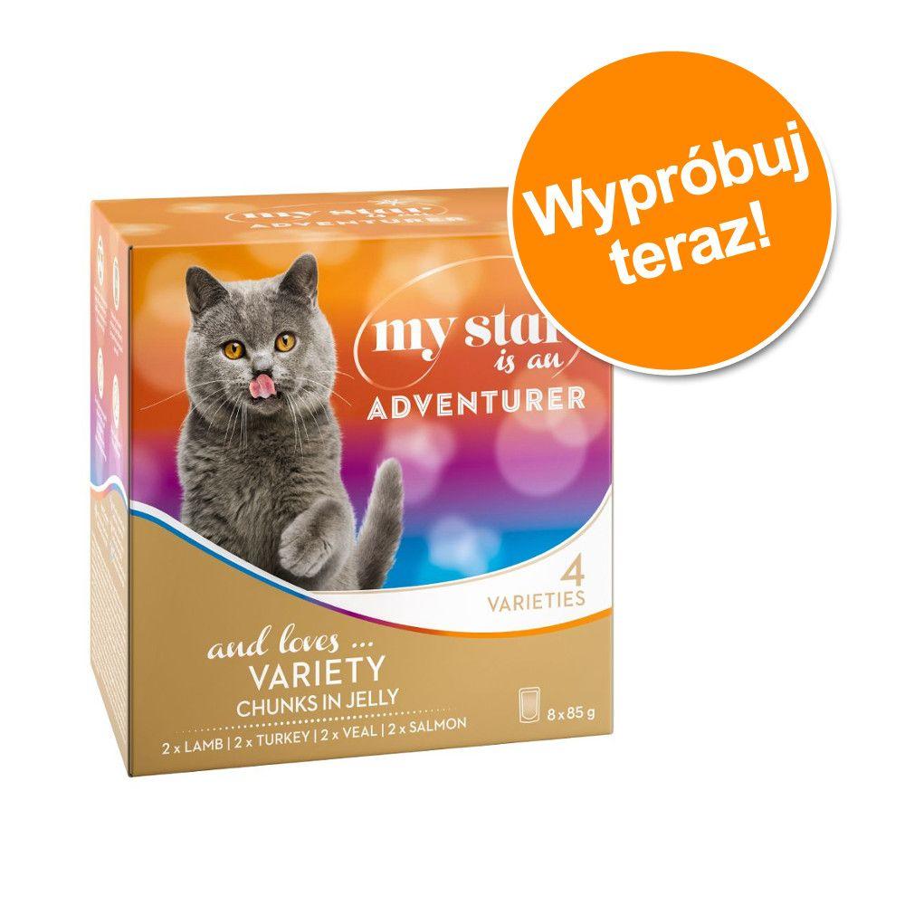 Pakiet mieszany My Star is an Adventurer - 8 x 85 g (4 smaki)