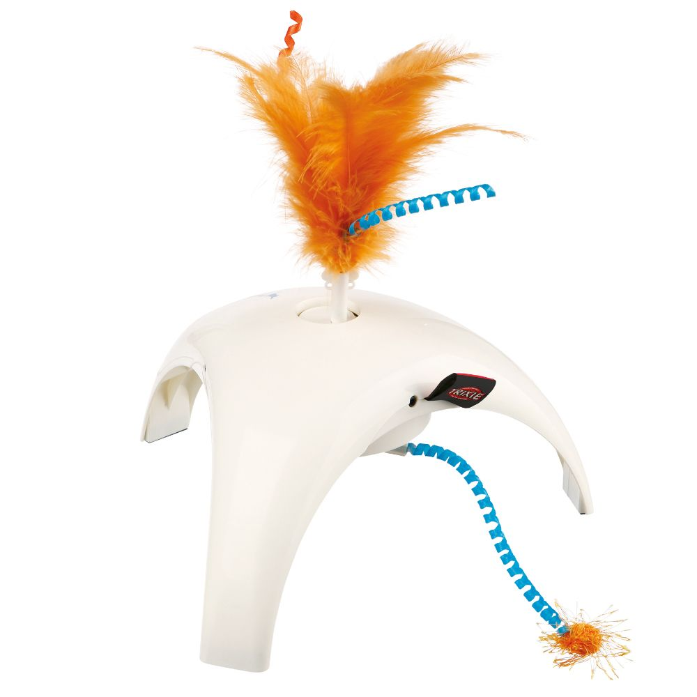 GiGwi Feather Spinner Cat Toy - 1 Toy