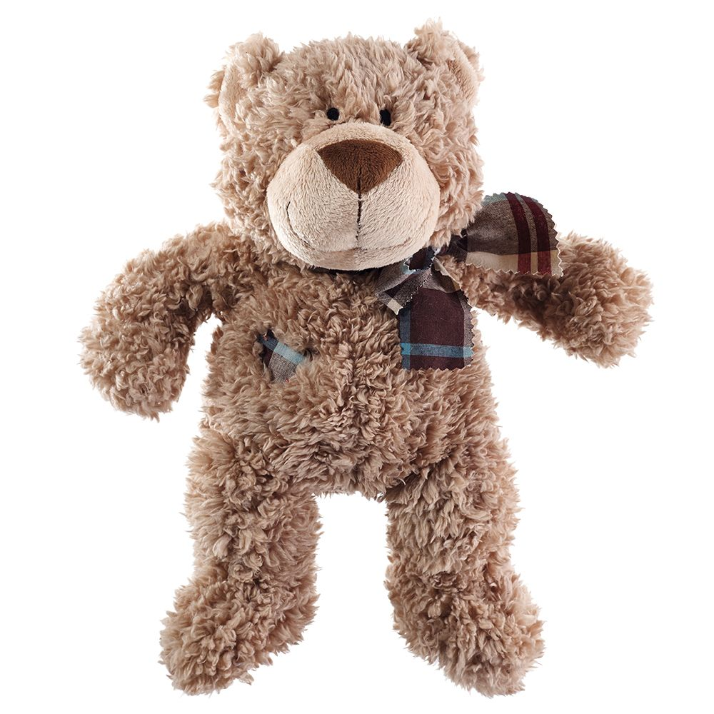 Hunter Patchwork Byron Bear