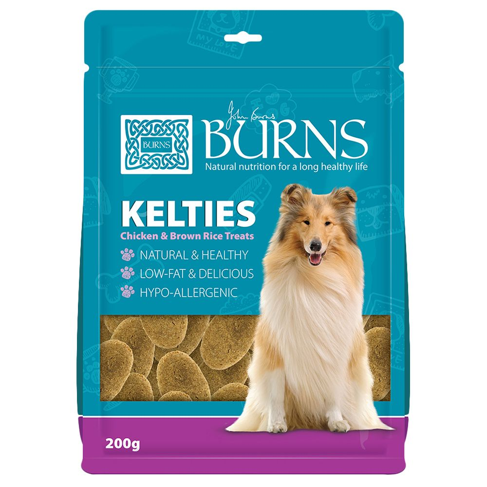 Kelties Burns Dog Treats