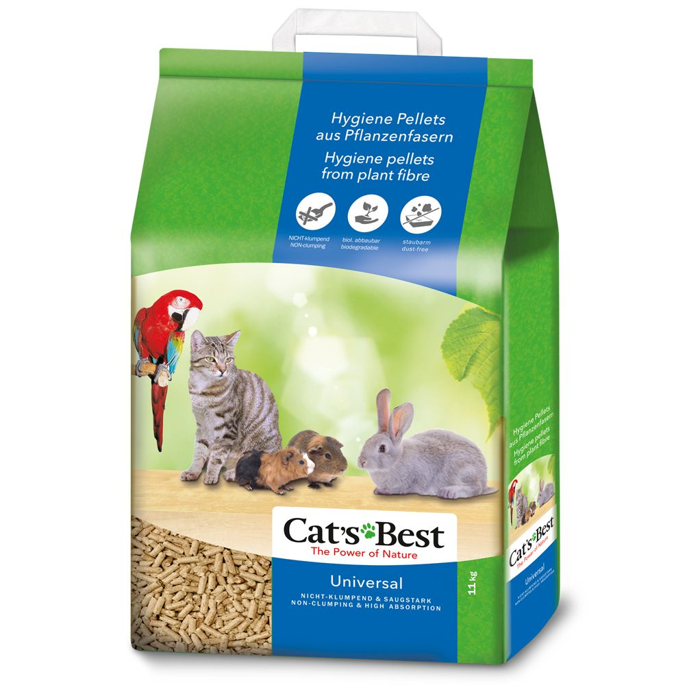 Universal Cat's Best Cat Litter