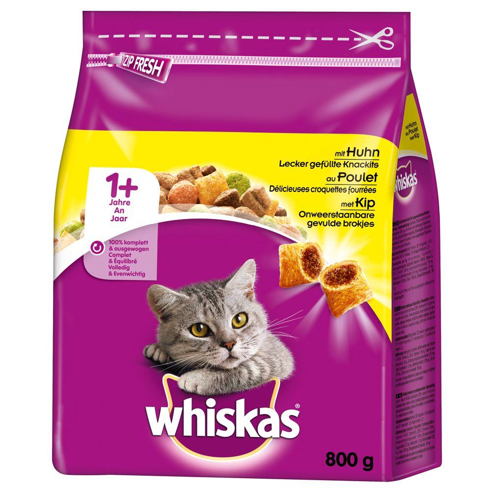 Whiskas 1+ Huhn - 3,8 kg