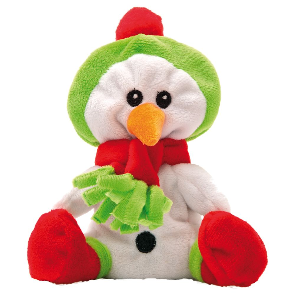 Aumuller Olaf Snowman Cat Toy