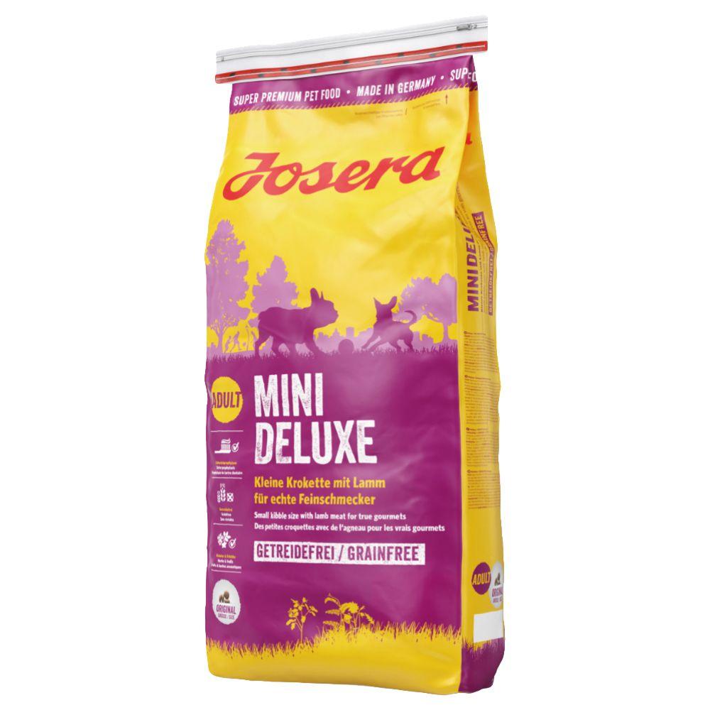 Josera MiniDeluxe - 3 x 4