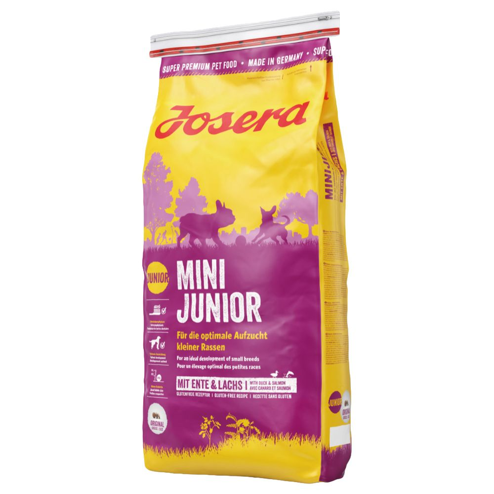 Josera Mini Junior - 3 x