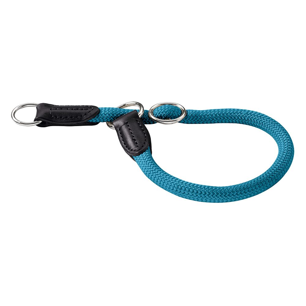 Hunter Freestyle Training Collar Petrol Blue