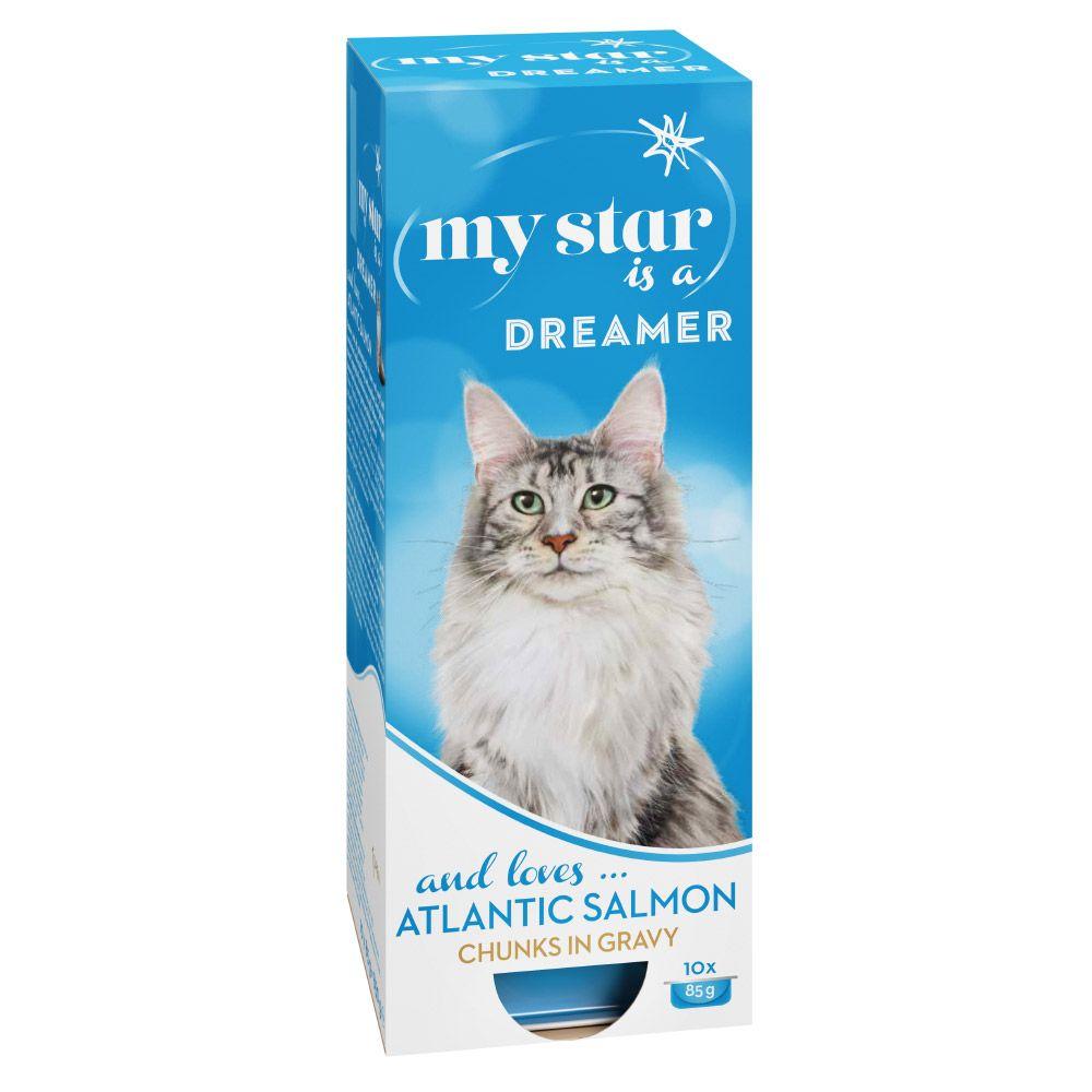 Image of My Star is a Dreamer - Salmone atlantico - % 30 x 85 g
